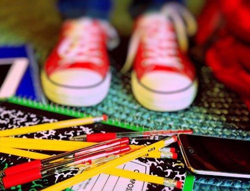 Weer naar school…..tips voor een goede overgang